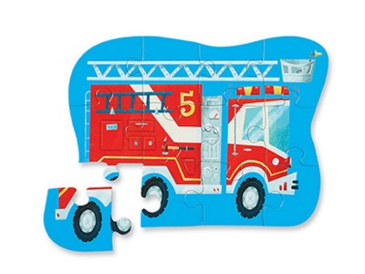 Poza produs Puzzle Fire Truck