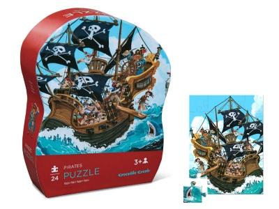Poza produs Puzzle Pirati