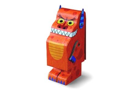 Poza produs Puzzle Creetures Monster