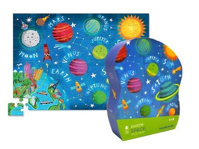 Poza produs Puzzle Sistemul Solar