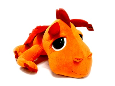 Poza produs Dragon Blaze Orange 3 Dimensiuni