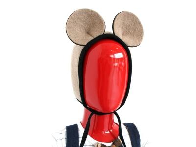 Caciulita Mouse Bonnet
